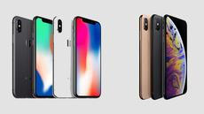 Comparativa: iPhone Xs vs iPhone X