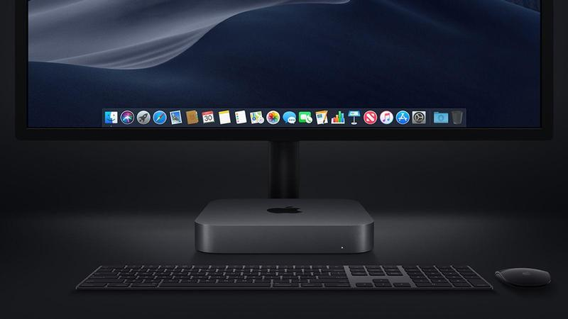 comprar mac mini 2018
