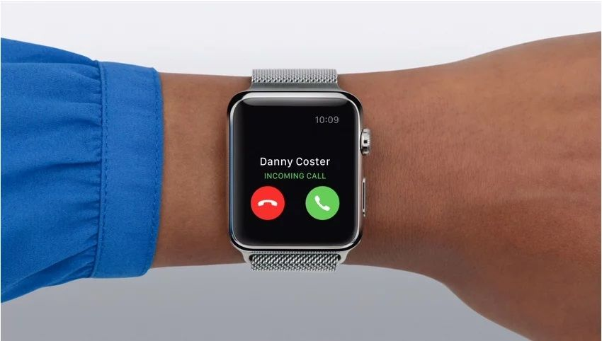 1_apple_watch ▷ How to answer or make a call on the Apple Watch