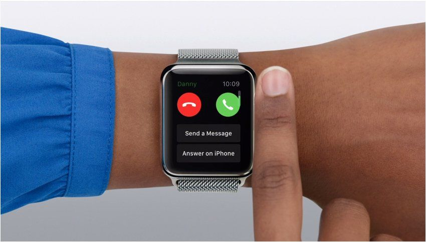 2_apple-watch ▷ How to answer or make a call on the Apple Watch