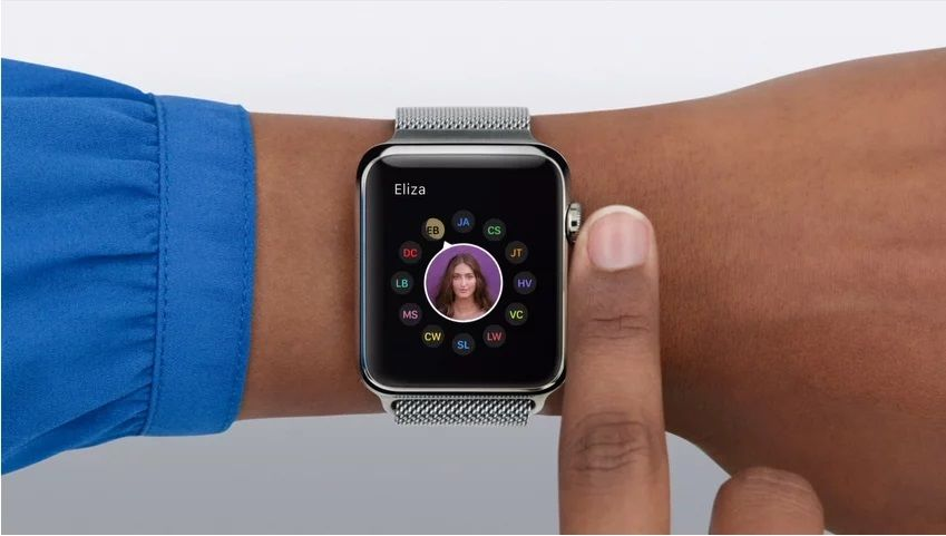 4_apple-watch ▷ How to answer or make a call on the Apple Watch