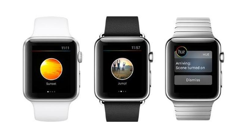 philips hue applewatch1