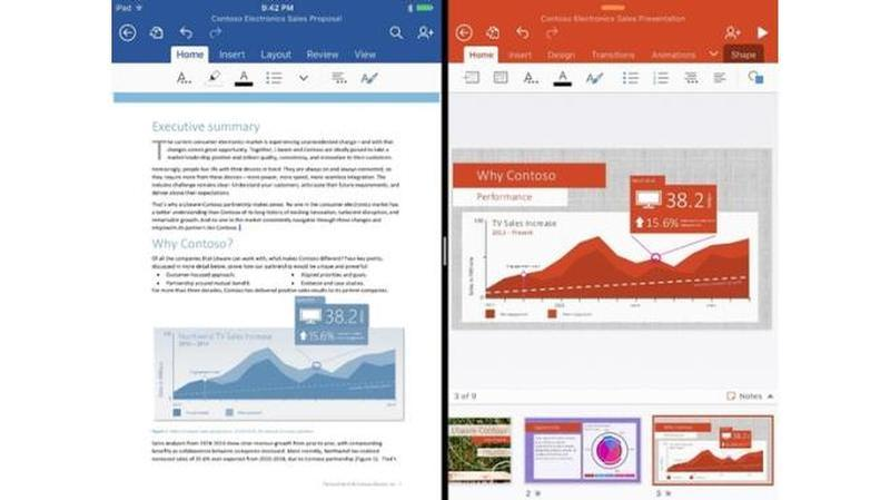 ms office para ipad