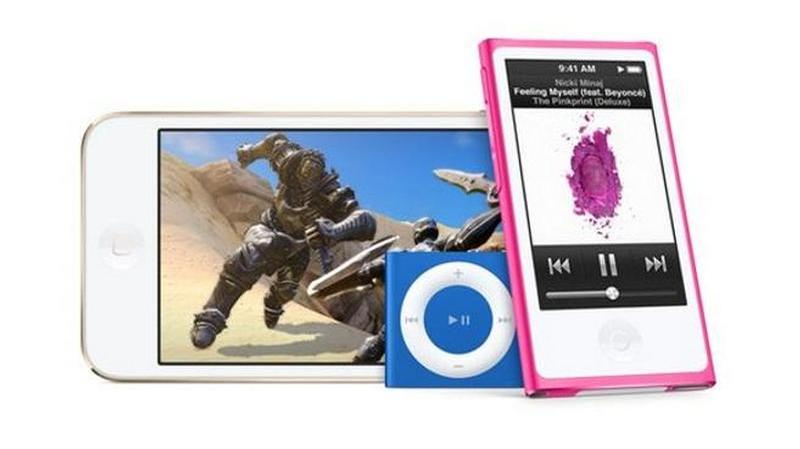 ipod primary discontinua